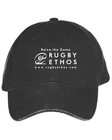 Rugby Ethos Black Hat